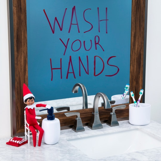 Your Elf on the Shelf may want to quarantine when he returns to your home this year.