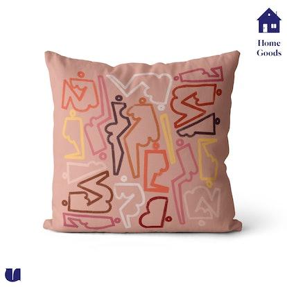 Cornucopia Pillow