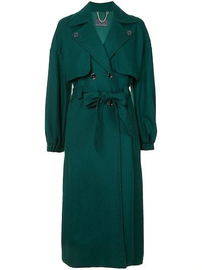 Atlas trench coat