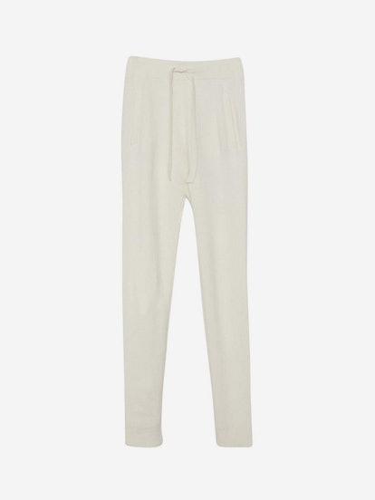 Cashmere Knitted Pants