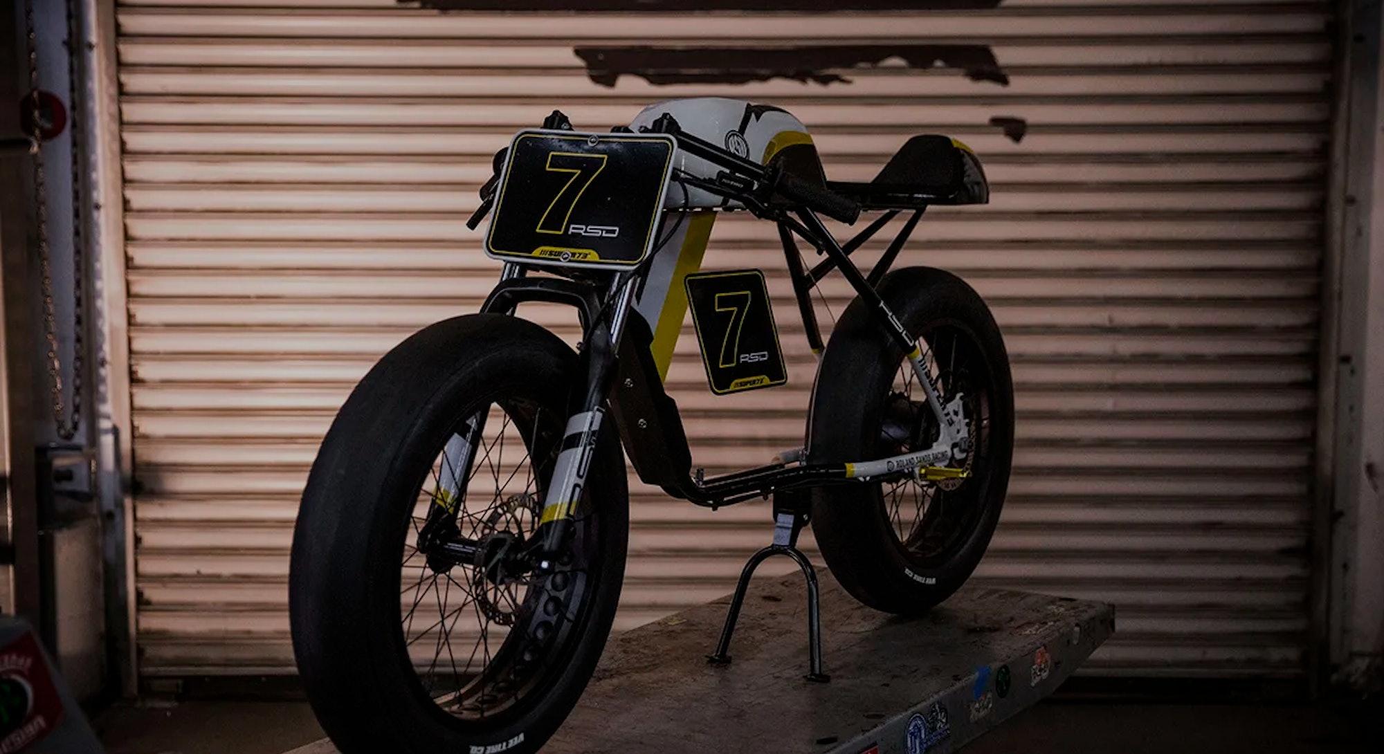 The RSD Super73 Racer