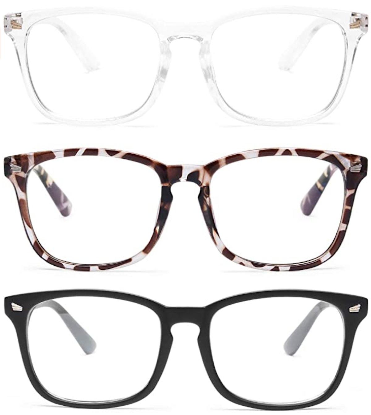 Gaoye Blue Light Blocking Glasses (3 Pack)