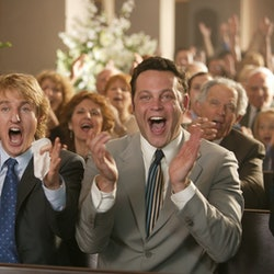 Vince Vaughn confirmed that a 'Wedding Crashers' sequel is in the works, 15 years after the original...