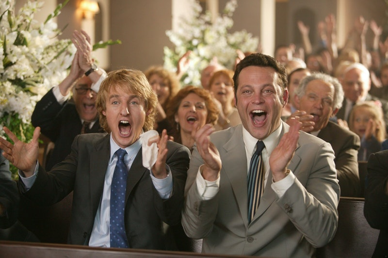 Vince Vaughn confirmed that a 'Wedding Crashers' sequel is in the works, 15 years after the original.