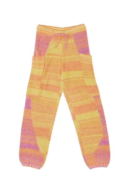 Recycled Cashmere Sweatpants