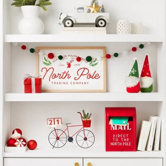 The Target Christmas decor is coming soon in stores.