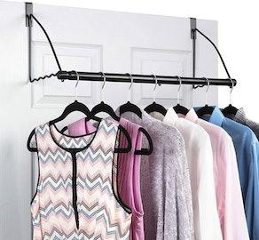 Holdn' Storage Over-The-Door Closet Organizer