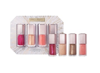Glossy Posse Mini Gloss Bomb Set: Holo'Daze Edition