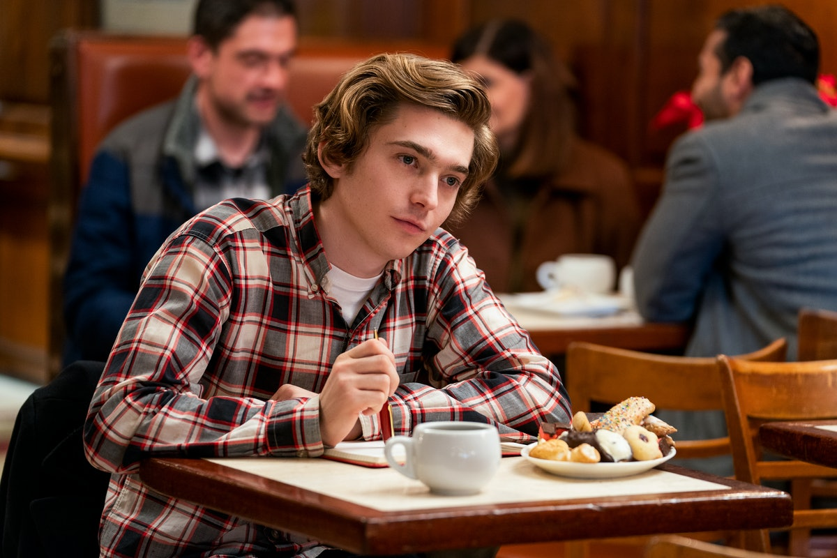 Austin Abrams in 'Dash & Lily'