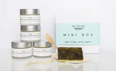Limited Edition BeInspired Mini Box