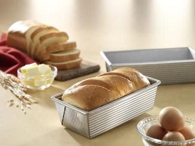 USA Pan Bakeware Aluminized Steel Loaf Pan