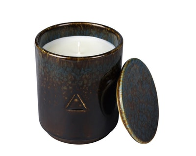 Byredo OSYNLIG Scented candle in pot with lid
