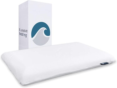 Bluewave Bedding Gel Memory Foam Pillow`