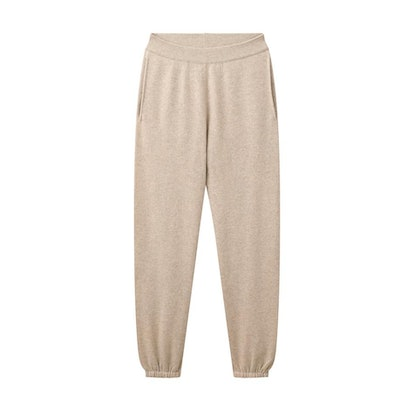 Recycled Cashmere Jogger