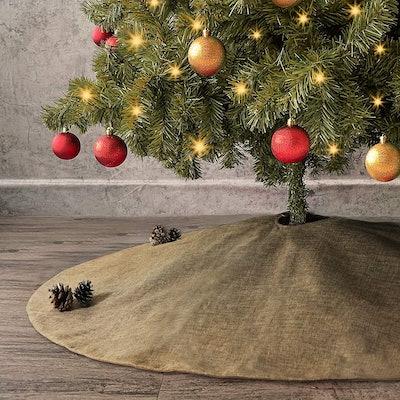 Ivenf Christmas Tree Skirt