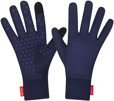 Forhaha Waterproof Sports Running Gloves