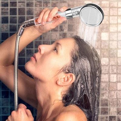 Nosame 3-Mode Function Spray Shower Head