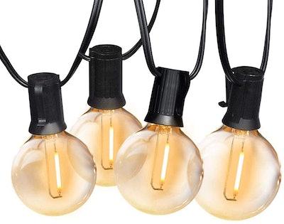 SUNTHIN G40 LED String Lights (48 ft)