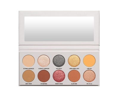 The Artist & Muse Eyeshadow Palete