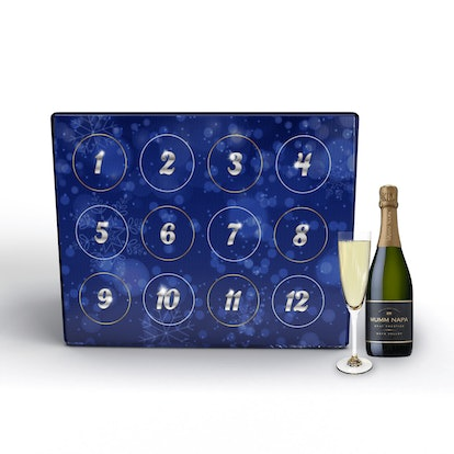 Sparkling Wine Advent Calendar