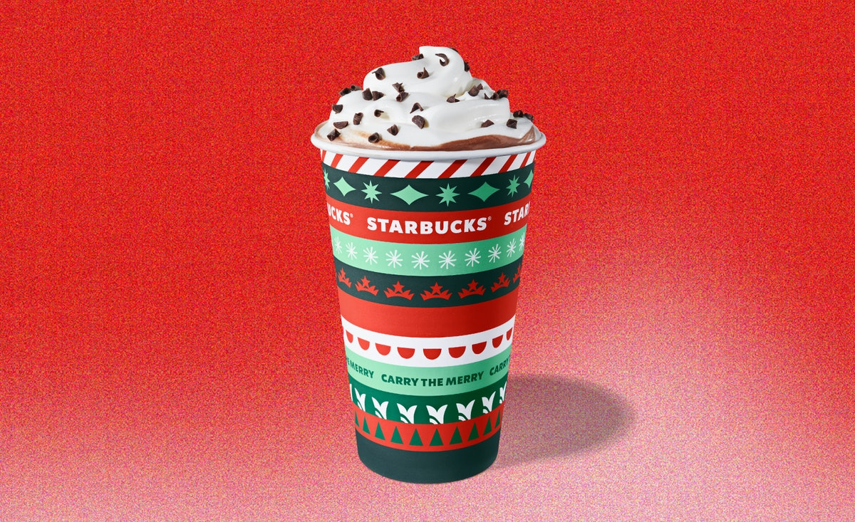 Starbucks' reusable red cup is back for 2020.