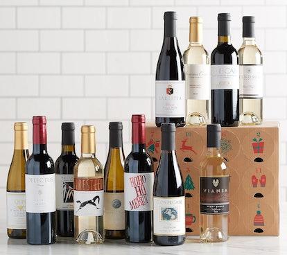 Vintage Wine Estates 12 Days Holiday Advent Calendar 12 Bottle Set