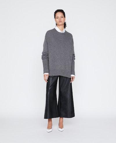 Regenerated Cashmere Sweater