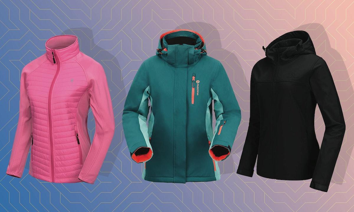 best winter hiking jackets