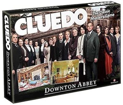 'Downton Abbey' Cluedo Board Game
