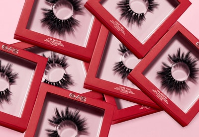 Full-On Faux Lashes
