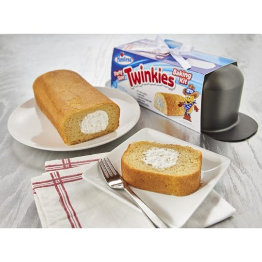 The Hostess Party Size Twinkies Kit is a Walmart exclusive for the holidays.