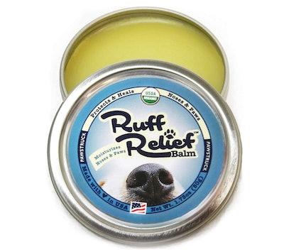 Pawstruck Ruff Relief Organic Nose & Paw Balm (1.75 Ounces)