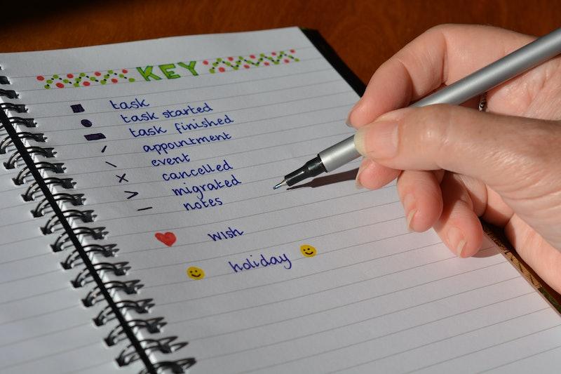 The best bullet journal pens