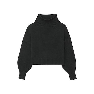 Cashmere Oversized Turtleneck