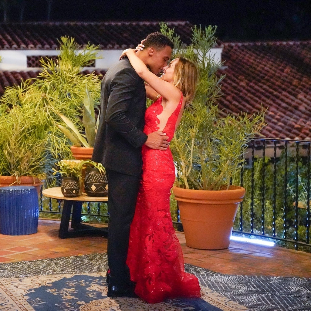 Clare finally quit 'The Bachelorette' after getting engaged to Dale after just a few weeks