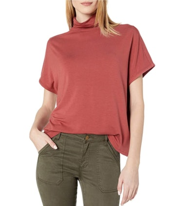 Daily Ritual Slouchy Short Sleeve Pullover