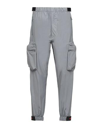 Prada LR-LX025 nylon pants