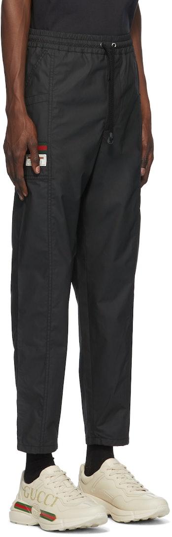 Gucci Waterproof Cargo Pants