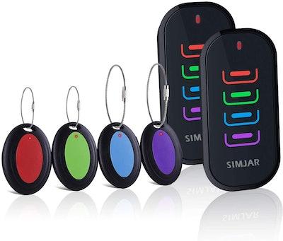 Simjar Wireless KeyLocator
