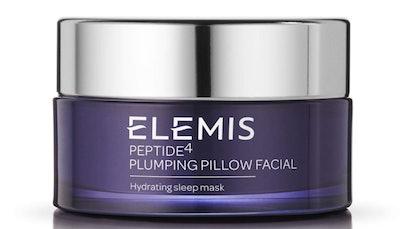 ELEMIS Peptide4 Plumping Pillow Facial; Hydrating Sleep Mask (1.7 Oz.)