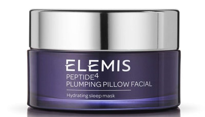 ELEMIS Peptide4 Plumping Pillow Facial; Hydrating Sleep Mask (1.7 Oz.)