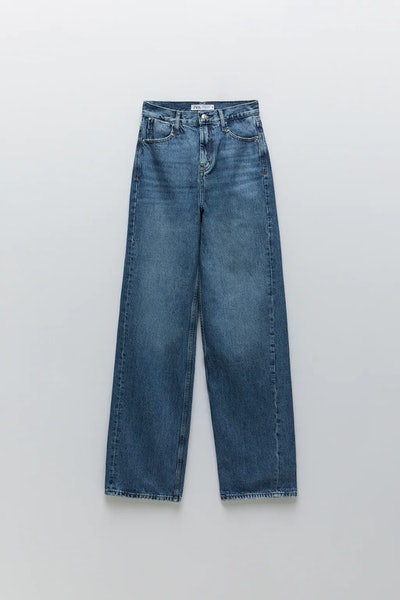 Z1975 HI-RISE WIDE LEG JEANS
