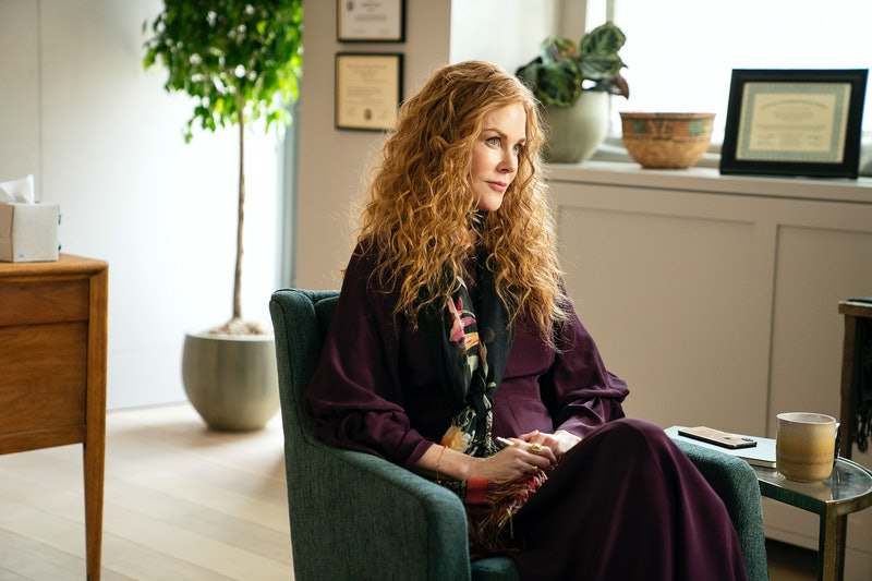 Nicole Kidman as Grace on The Undoing via the Warner Media press site