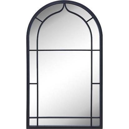 Ariana Farmhouse Arch Metal Mirror