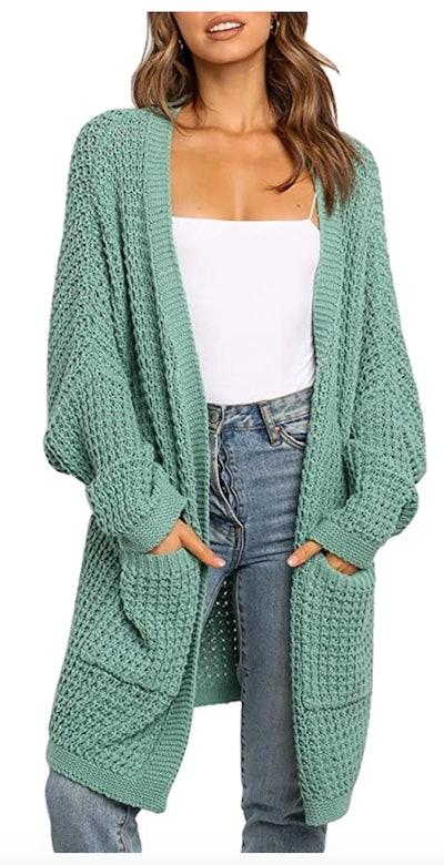 BTFBM Slouchy Knit Cardigan