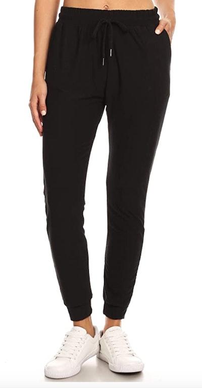 LA12ST Soft Jogger Pants