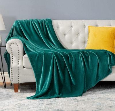 Bedsure Fleece Microfiber Blanket
