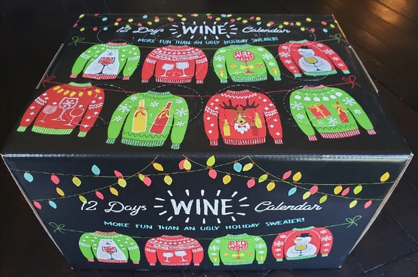 These 2020 wine advent calendars will make December even merrier.