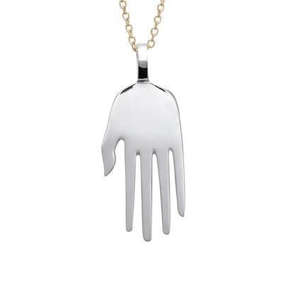 Hand Talisman Necklace