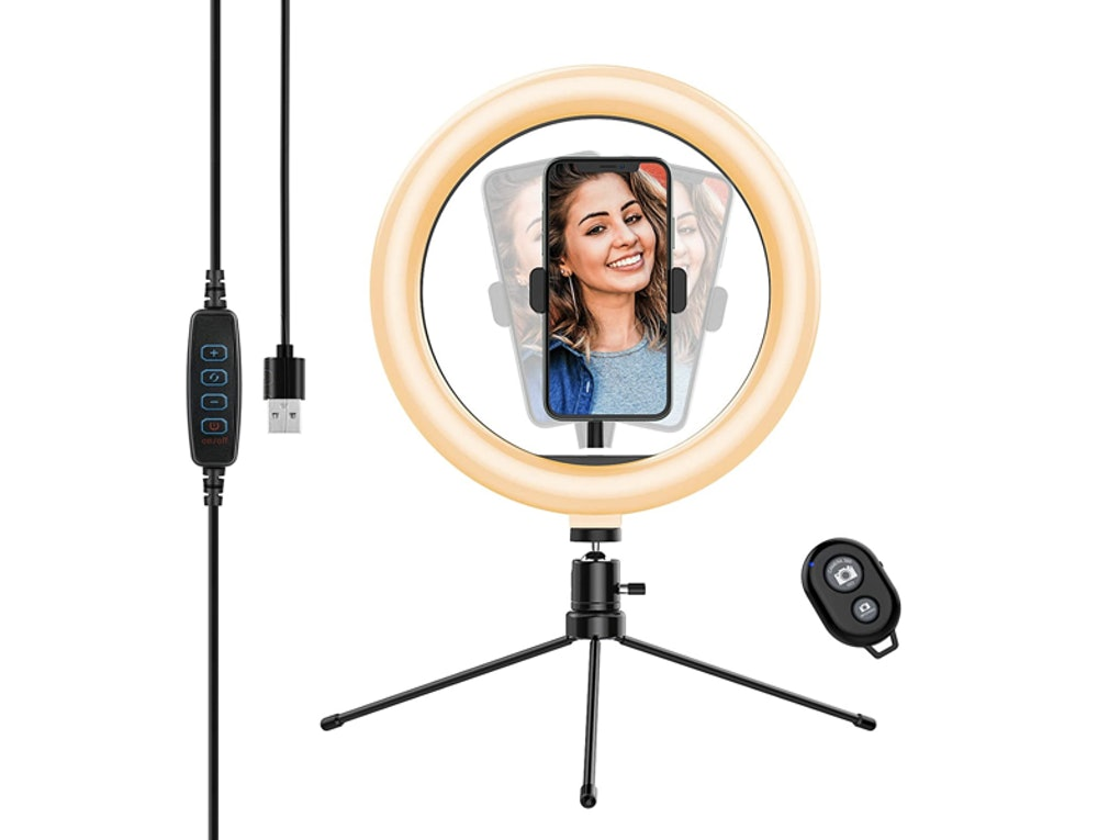 Yoozon Dimmable Ring Light